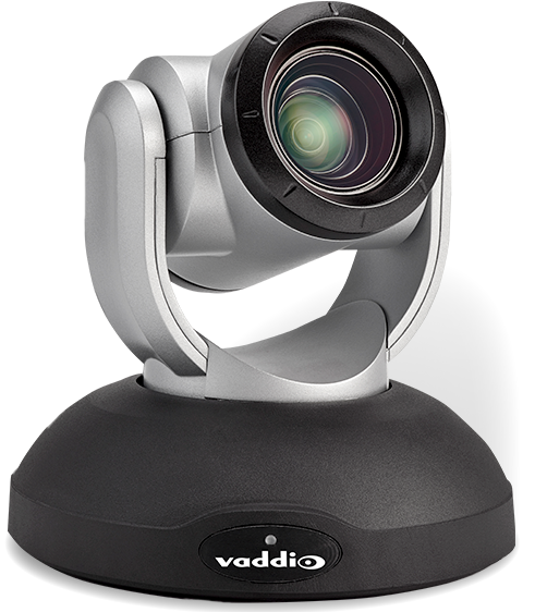 The Vaddio RoboSHOT 20 UHD. Premium Video. Exceptional Price.
