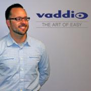 Adrian Torres Joins Vaddio Sales Channel