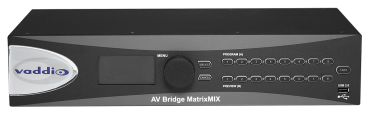 AV Bridge MatrixMIX