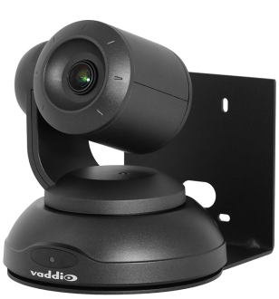 Thin Profile Wall Mount for Vaddio ConferenceSHOT 10 / ConferenceSHOT FX Cameras