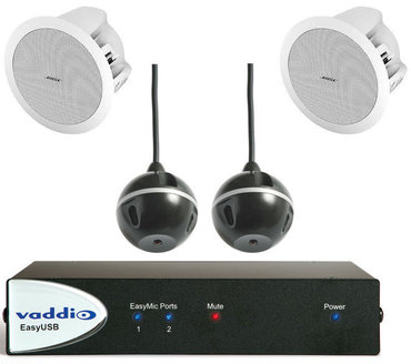 EasyTALK Audio Bundle System D