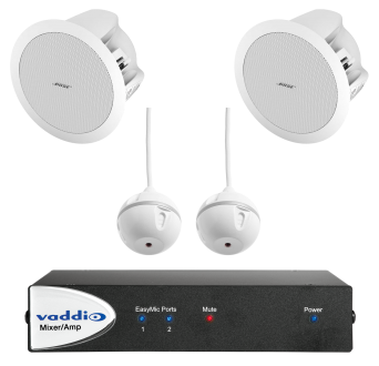 EasyTALK USB Audio Bundle - System C