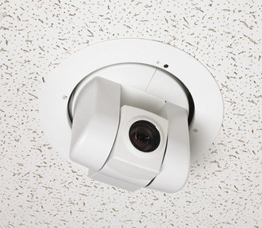IN-Ceiling Half Recessed Enclosure for Vaddio™ HD-Series PTZ Cameras