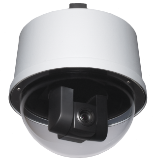 DomeVIEW HD Outdoor Pendant Dome Enclosure for Vaddio™ RoboSHOT™ and HD-Series PTZ Cameras