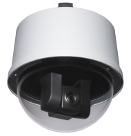 DomeVIEW HD Outdoor Pendant Dome Enclosure for RoboSHOT and HD-Series PTZ Cameras