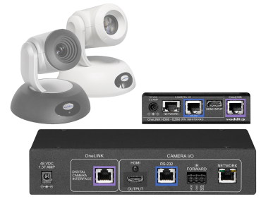 Cisco Codec Kit for OneLINK HDMI to RoboSHOT HDMI Cameras
