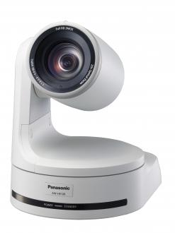Panasonic AW-HE130W PTZ Camera - White