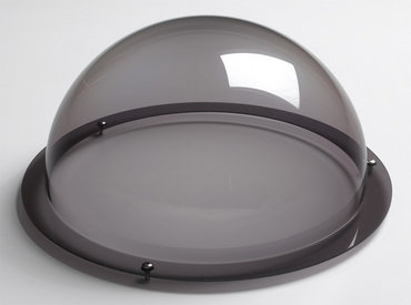 Smoke-Tinted Dome Option for RoboSHOT and HD-Series PTZ Cameras