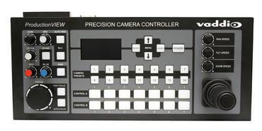 Productionview Precision Camera Controller Vaddio