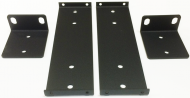 Dual Rack Mount Kit For Vaddio 1/2-Rack Enclosures