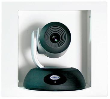 IN-Wall Enclosure for RoboSHOT™ PTZ Cameras