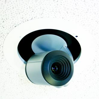 IN-Ceiling Half-Recessed Enclosure for RoboSHOT™ PTZ Cameras