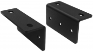 Undermount Brackets for Vaddio 1/2 Rack Unit Devices