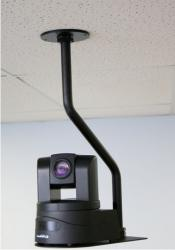 Off-Set Drop Down Mount for Vaddio RoboSHOT and HD-Series PTZ Cameras