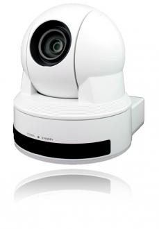 Sony EVI-D80 SD PTZ Camera - White