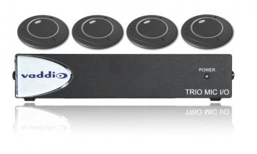 TRIO Audio Bundle System D
