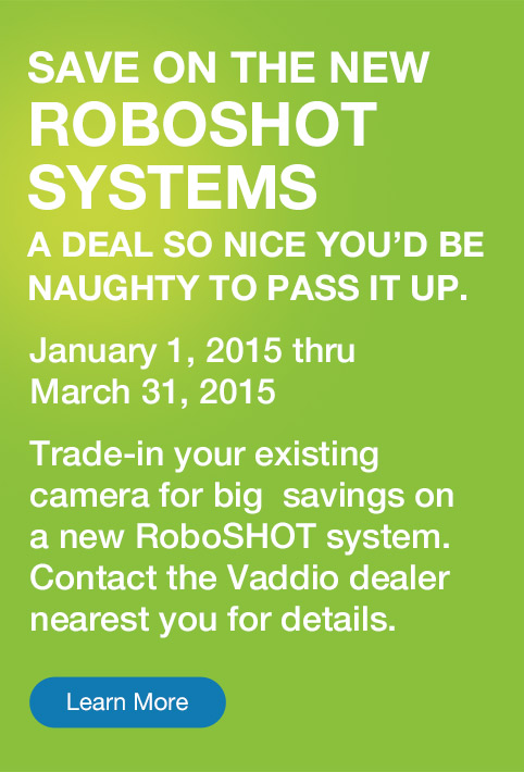 Save On the New RoboShot System